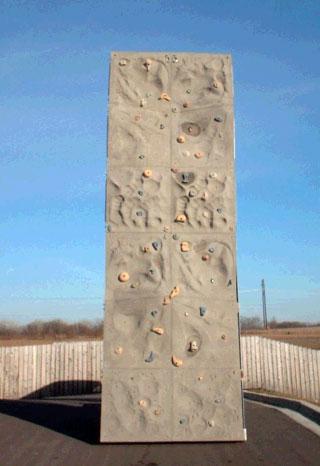 Pared de escalada mexico - Como alicatar una pared ...